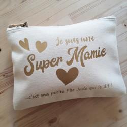 Pochette Super Mamie