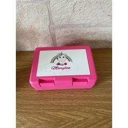 Boîte à gouter / lunch box...